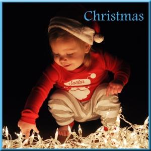 website button christmas