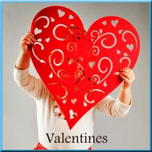 Website button Valentines